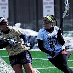 Colgate vs. Navy WLAX Semifinal Preview