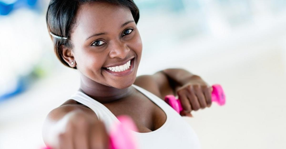 Girls, 10 Reasons Why You Should Lift Weights