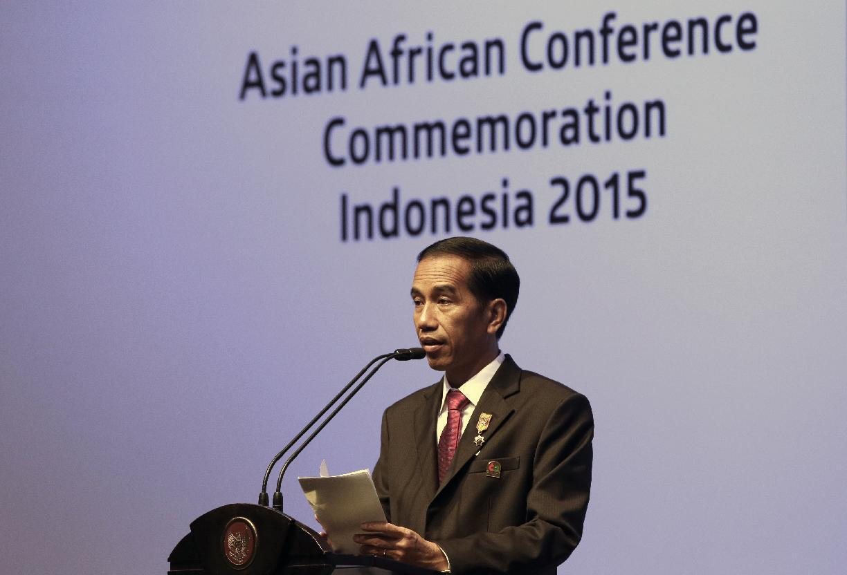 African, Asian leaders agree to cooperate against terrorism
