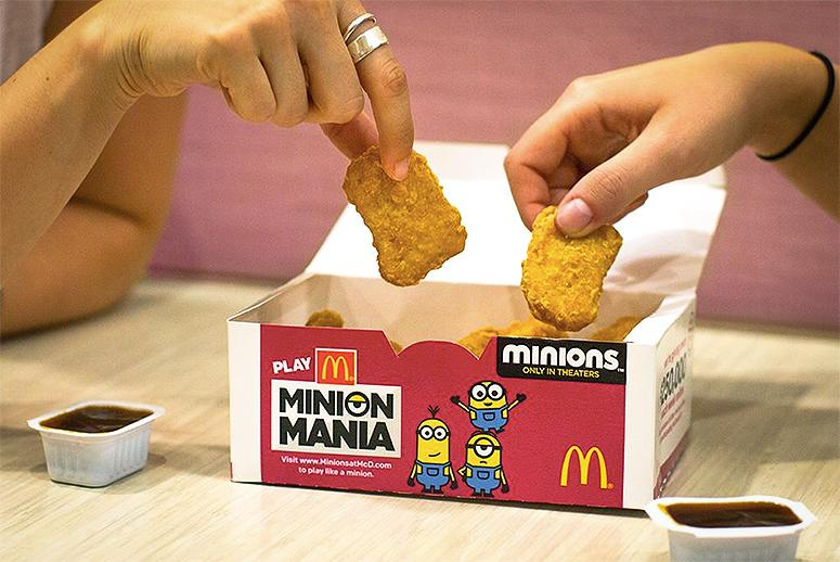 Animal Rights Group Reveals Cruelty Behind McNuggets—and McDonald's Responds Fast