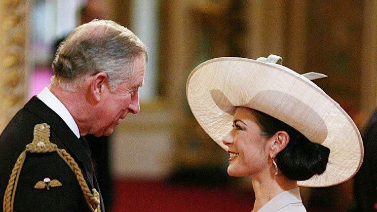 Prince Charles CZ Jones Royal Investiture