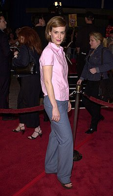 Sarah Paulson at the LA premiere for Columbia's Tomcats