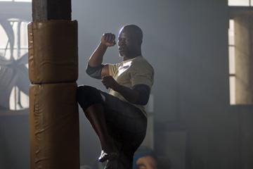 Djimon Hounsou in Summit Entertainment's Never Back Down