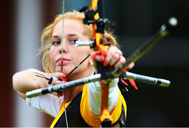 Olympic Archery photos