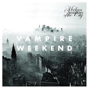 "This undated photo provided by XL Recordings shows the album cover for ""Modern Vampires of the City,"" by Vampire Weekend, releasing on May 14, 2013. (AP Photo/XL Recordings)"