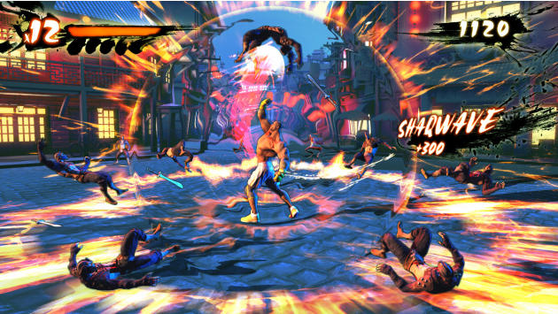 "This photo provided by Indiegogo/Big Deez Productions shows a screenshot of the video game, ""Shaq Fu: A Legend Reborn."" Shaquille O'Neal says he's seeking redemption for ""Shaq F"