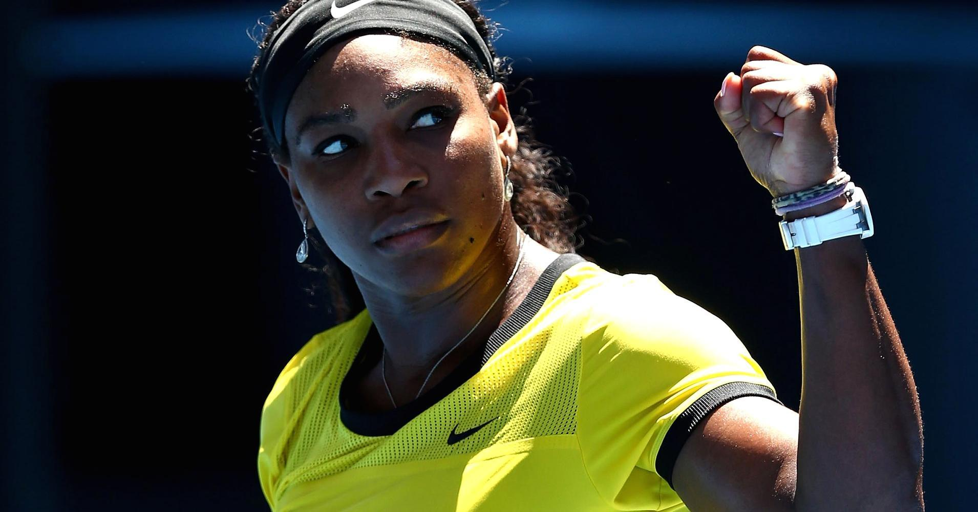 World's top tennis player, Serena Williams: I still haven't made it