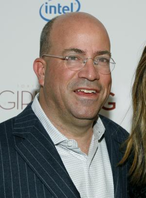 "FILE - In this March 6, 2013 file photo, President of CNN Worldwide Jeff Zucker attends a screening of ""Girls Rising"" at the Paris Theater in New York. The chiefs of CNN and Fox News Channel are throwing shots at each other, each suggesting the other's network is essentially out of the news business. ""We happen to be in the business, as opposed to some other fair and balanced network,"" Zucker responded to a Fox News Chairman Roger Ailes remark at a news conference on Friday Jan. 10, 2014. (Photo by Andy Kropa/Invision/AP, file)"