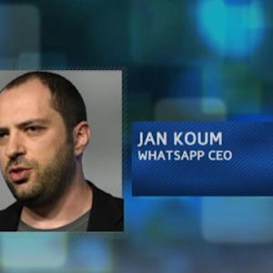 WhatsApp CEO Koum Apologizes for Past Restraining Order