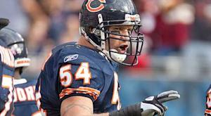 Report: Bears MLB Urlacher could miss rest of regular season
