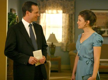 Bill Paxton and Ginnifer Goodwin