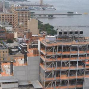 Whitney Museum's new home in New York City