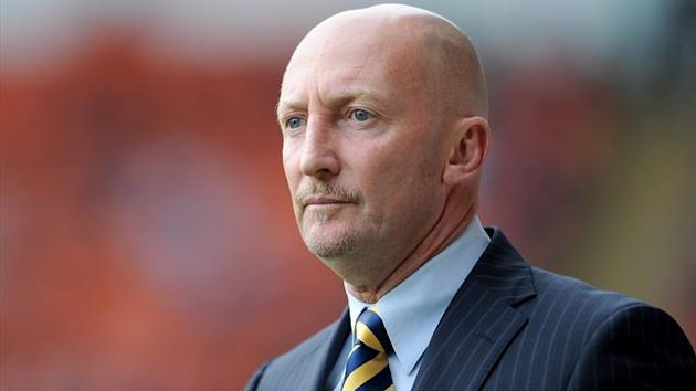 Ian Holloway, Blackpool manager
