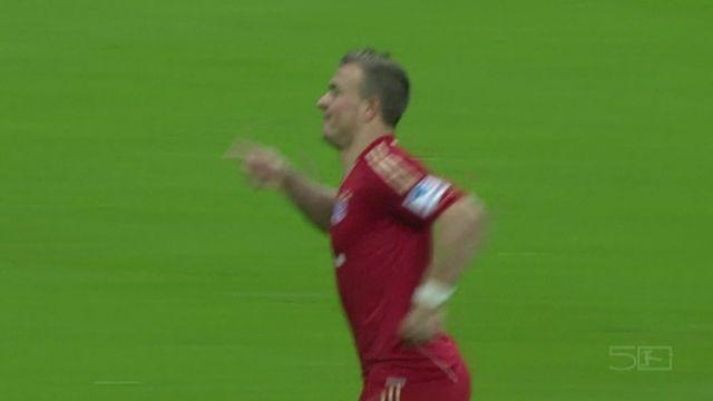 Bayern smash nine past Hamburg