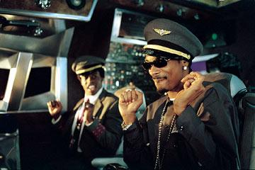 Godfrey C. Danchimah and Snoop Dogg in MGM's Soul Plane