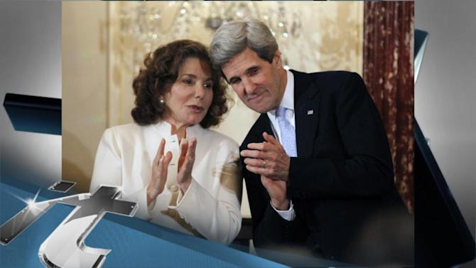 Disaster & Accident Breaking News: Teresa Heinz Kerry Hospitalized in Nantuckett