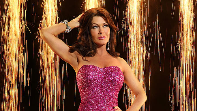 """Dancing with the Stars"" Season 16 LISA VANDERPUMP"