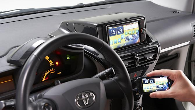 Toyota updates in-car connectivity and safety features for 2017 model year vehicles
