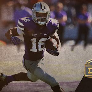 Ultimate Kansas State Tyler Lockett NFL Draft Highlight Reel