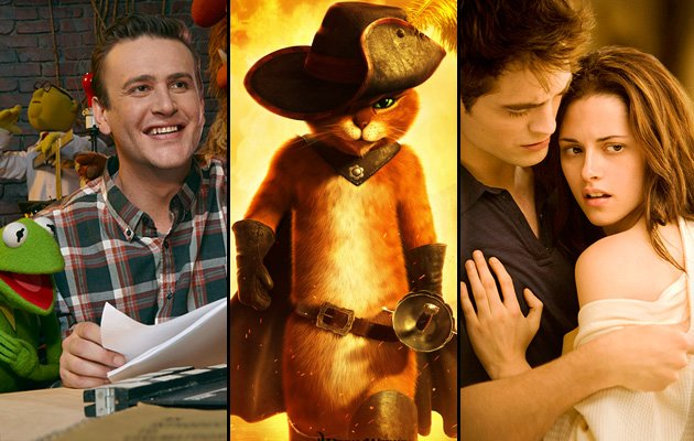 Most-Anticipated Movies of Fall 2011