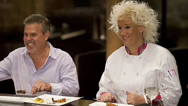 Anne Burrell Talks Wedding Plans and 'Chef Wanted'