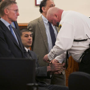 Aaron Hernandez guilty of first-degree murder
