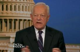 NAB To Honor CBS News' Bob Schieffer
