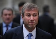 "Chelsea football club owner Roman Abramovich, pictured in 2011, enjoyed ""privileged access"" to Russian President Vladimir Putin but held no significant influence over him, a British high court judge said Wednesday"