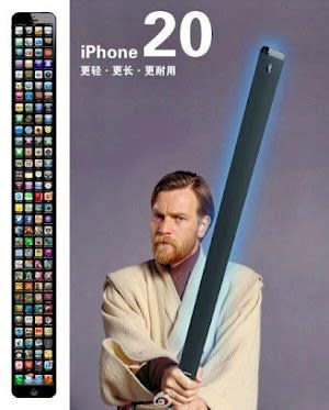 Behold, the iPhone 10 [PHOTO]
