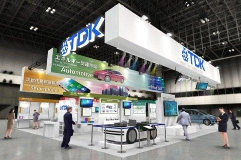 CEATEC JAPAN 2013 – TDK Booth Information