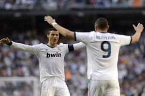 Real Madrid 3-1 Real Betis: Blancos prepare for Dortmund with victory