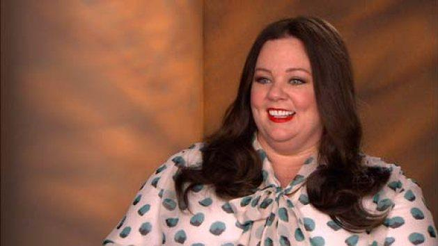 Melissa McCarthy chats with Access at the 'Tammy' junket -- Access Hollywood