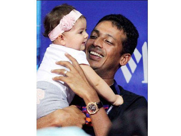 Image courtesy : iDiva.comNames: Saira Bhupathi Parents: Lara Dutta and Mahesh Bhupathi's daughter Meaning: Saira is inspired from the Hebrew name Sarrah and means princess. It also means a bird in Ar