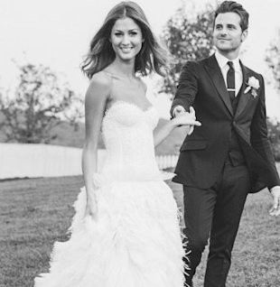 Wedding Fever! Anne Hathaway, Holly Valance, Cat Deeley And Kings Of Leon Rocker Jared Followill Tie The Knot