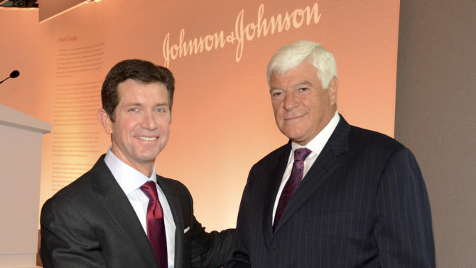 J&J execs reassure shareholders on quality issues