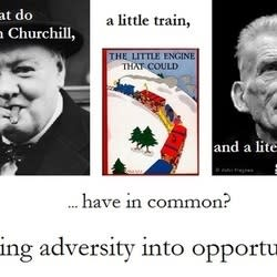 Is Adversity Foe or Friend? -- Answer the 3 Questions of the Entrepreneurial Challenge