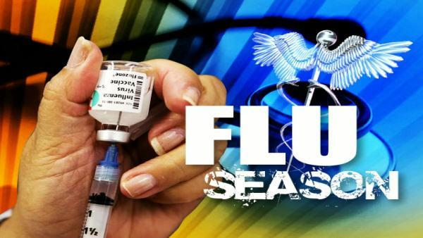 Uptick in flu cases in Triangle