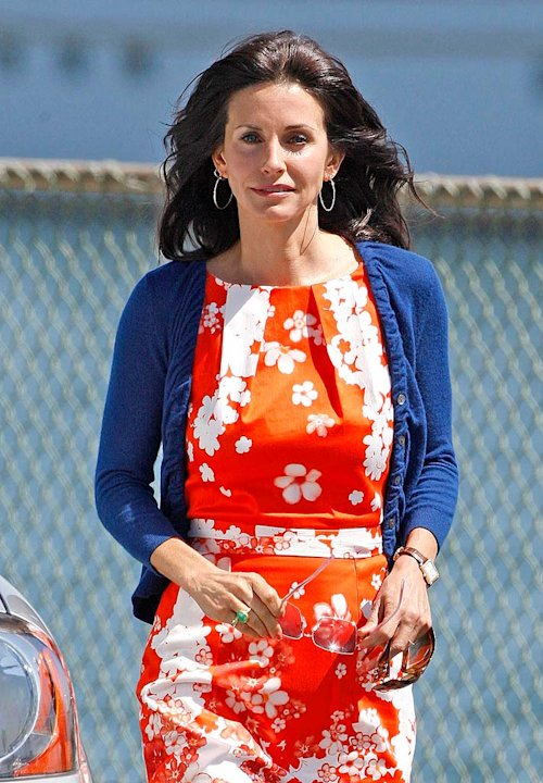 Arquette Courteney Cox Cougar Set