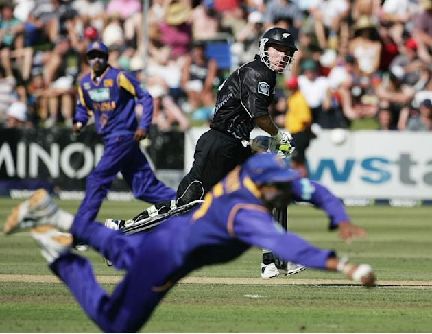 First ODI - New Zealand v Sri Lanka
