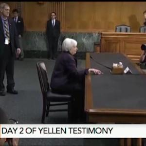 What's Ahead Today for Yellen, Senate Banking Committee?