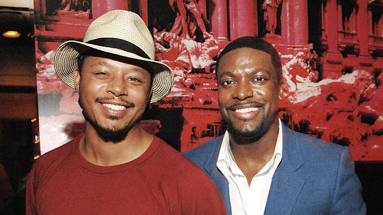 Terrence Howard 2007 Chris Tucker