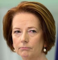 Prime Minister of Australia, Julia Gillard (pictured in August), last month fronted a press conference at which she dealt with &quot;false and highly defamatory&quot; accusations about her departure from law firm Slater & Gordon some 17 years ago