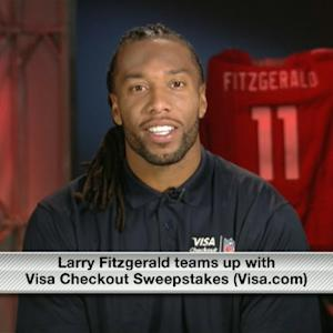 Arizona Cardinals wide receiver Larry Fitzgerald: 'We really believe in Ryan Lindley'