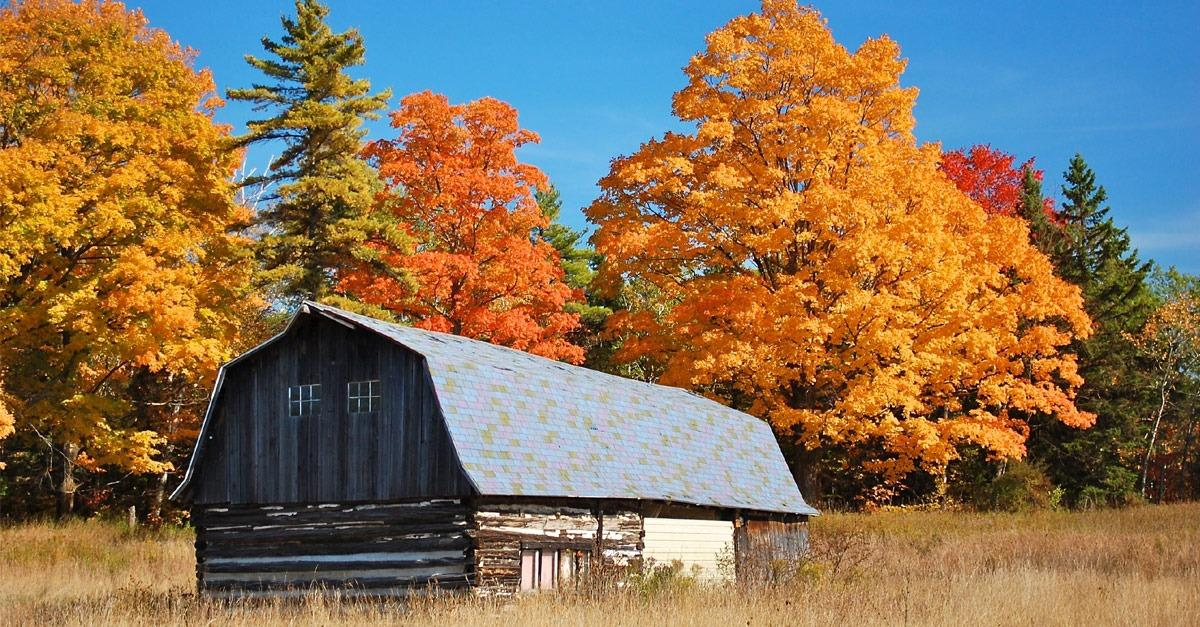 Spectacular Places Across the U.S. for Fall Colors