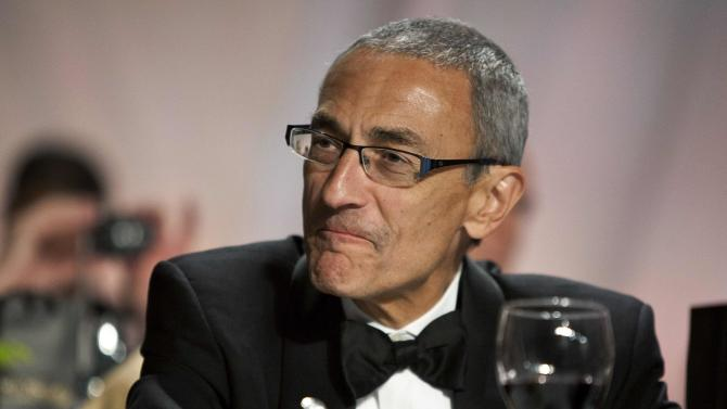 File photo of Podesta, then president and chief executive officer of the Center for American Progress, in Washington