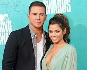 "Channing Tatum: My Wife Jenna's Pregnancy Is ""One of the Sexiest Things Ever!"""