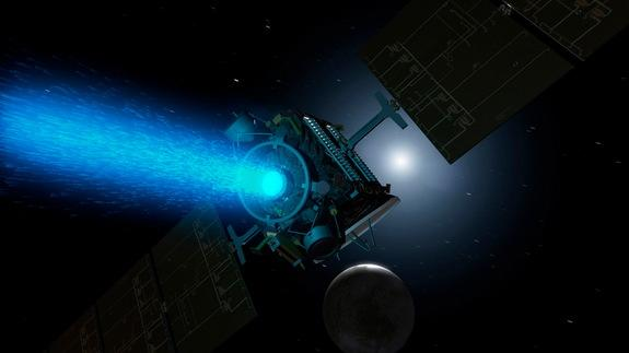 How an Ion Drive Helped NASA's Dawn Probe Visit Dwarf Planet Ceres