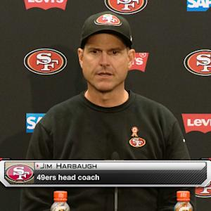San Francisco 49ers postgame press conference