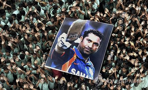 YE India Tendulkar 100 Centuries Cricket