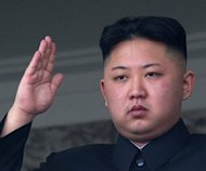 North Korean leader Kim Jong-Un watches a military parade in Pyongyang in April 2012. North Korea has warned the South not to expect any major reforms under the leadership of Kim Jong-Un, with a senior official rejecting discussion of potential policy change as a &quot;foolish and silly dream&quot;